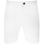 Jack Wills Slim Chino Shorts White